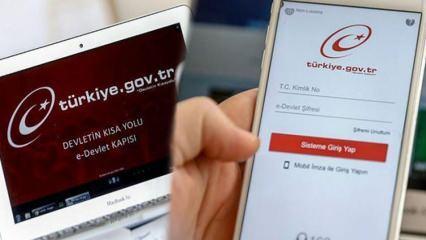 Çalışma izin belgesi nereden alınır? Çalışma izin belgesi E-Devlet ekranı ile nasıl alınır 2021