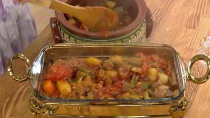 Güveçte yahni nasıl yapılır? Tam kıvamında pişmiş güveçte et yemeği tarifi...