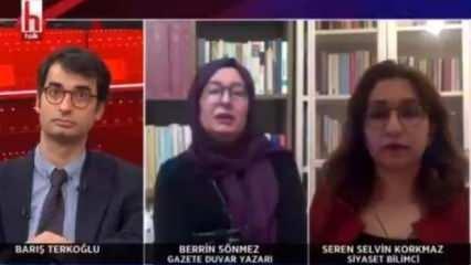 Halk TV'de canlı yayınında yeni skandal: Alkol haram değildir...