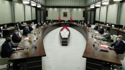Kabine Biden'a cevabı masaya yatıracak