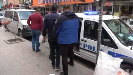 Kıraathaneye kumar baskını: 44 bin 180 lira ceza kesildi