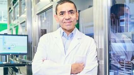 Prof. Dr. Uğur Şahin'den aşıda 3. doz aşı açıklaması