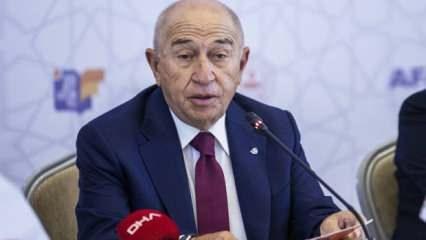 TFF'den Nihat Özdemir iddialarına yanıt