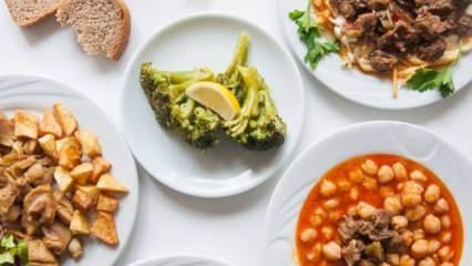 Ramazan'ın ikinci yarısı için beslenme önerileri!