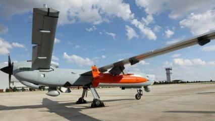 ŞİMŞEK uçak sistemi Kamikaze İHA olarak AKSUNGUR'dan fırlatılacak
