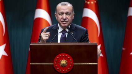 Son dakika: Başkan Erdoğan'dan Bıden'a tarihi ayar! Dersini verdi!