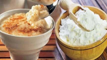 Sütlaç yaparken içine nişasta konmalı mı, konmamalı mı? Püf noktalarıyla sütlaç nasıl yapılır?
