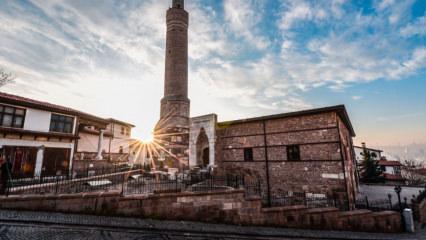 Tarihi Arslanhane Camii UNESCO yolunda