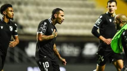 37'lik Quaresma'dan 90+1'de şık gol!