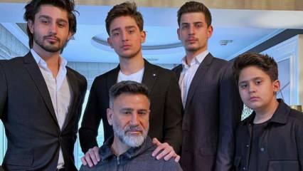 9 çocuk babası İzzet Yıldızhan'ın oğlu Mustafa Yıldızhan paylaşımına rekor beğeni!
