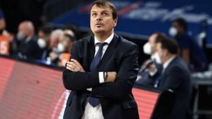 Ergin Ataman: En kötü maçımızı oynadık!