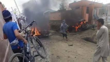 Afganistan'da okula saldırı: 30 ölü, 52 yaralı