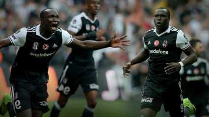 Aboubakar Galatasaray maçında oynayacak mı? Yıldız oyuncunun sakatlığında son durum!
