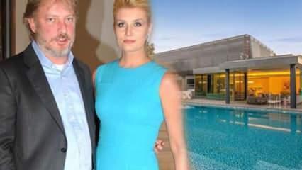 Adnan Şen 75 milyon dolarlık evi lansmanla tanıttı!