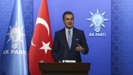 AK Parti'den CHP'li Aykut Erdoğdu'nun skandal sözlerine sert tepki!