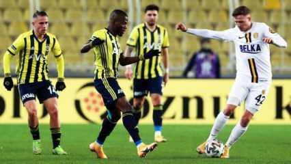 Ankaragücü - Fenerbahçe! Muhtemel 11'ler