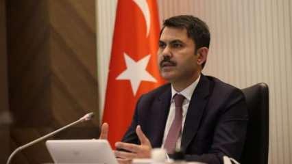 Bakan Kurum açıkladı: Bundan sonra online takip edilecek