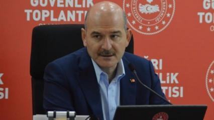 Bakan Soylu'dan Kılıçdaroğlu'na 'Sedat Peker' cevabı!