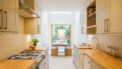 Balkonu mutfağa katmak yasal mıdır? Balkonu mutfağa dahil etme modelleri