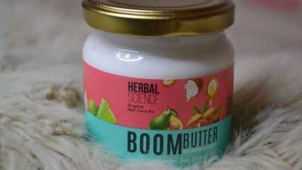 Boom Butter Bakım Yağı ne işe yarar? Boom Butter nasıl kullanılır?Boom Butter cilde faydaları