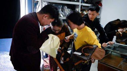 Çin'de yeni bir iş alanı ortaya çıktı: Lüks ürün teyitçiliği