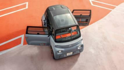 Citroen resmen tanıttı! 50 bin TL'lik otomobil