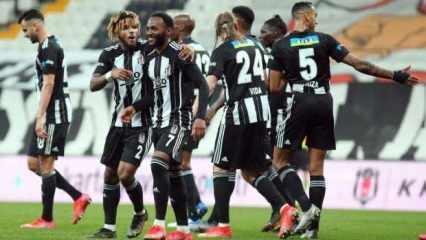 Maç kadrosu açıklandı! Beşiktaş'ta 6 isim derbide yok!