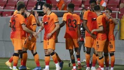 Derbi öncesi Galatasaray'da tek eksik!