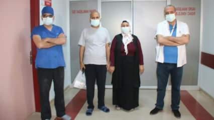 Diyarbakır'da sevdikleri için böbreklerini takas ettiler!