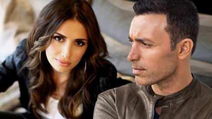 Emina Jahovic'ten Mustafa Sandal'a nafaka tepkisi! 'Söylediği gibi krizde değil'