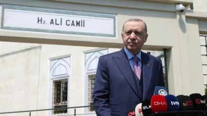 Erdoğan'dan Mısır'la normalleşme açıklaması! Akdeniz'de dengeler değişiyor...