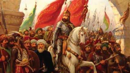 Fatih Sultan Mehmet kimdir?