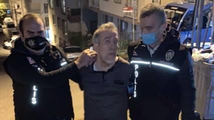 FETÖ'cü Mehmet Biricik yalın ayak kaçmaya çalışırken yakalandı