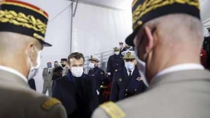 Fransa'da emekli generallerden yeni bildiri