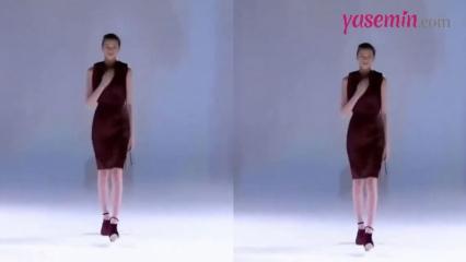 Hussein Chalayan'ın moda sınırlarını zorlayan tasarımları...