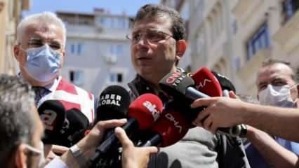 İmamoğlu'nun açıklaması tepki çekti, İBB Sözcüsü geri adım attı! AK Parti'den de açıklama