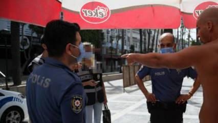 Kadın polise ahlaksız teklife gözaltı