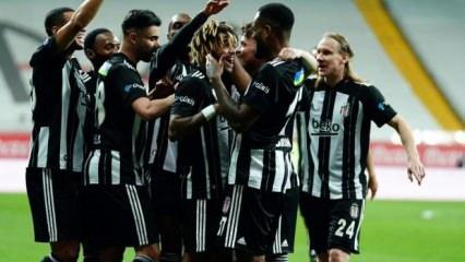 Beşiktaş'ta şampiyonluk için tarihi prim