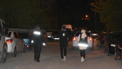 Malatya'da iki grup arasında silahlı kavga: 9 gözaltı