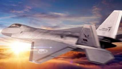 Milli Muharip Uçak projesinde bazı parçaların üretimine başlandı