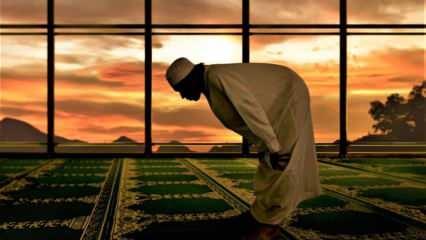 Namazda Fatihadan sonra besmele çekilir mi? Namazda Fatihadan sonra okunan sureler