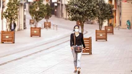 Osman Müftüoğlu: Pandemi sürecinin zor ve kritik bir virajındayız
