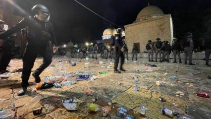 Rusya ve Müslüman ülkelerden İsrail'e Mescid-i Aksa tepkisi