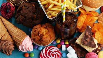 Psikolojiyi bozan yiyecekler nelerdir? Diyet listelerindeki o besine dikkat!