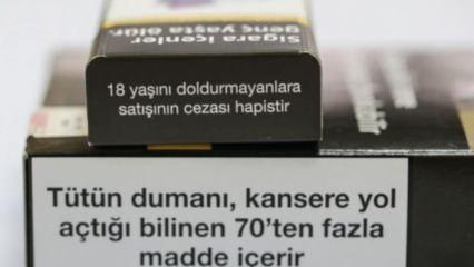 Yarın sigara satışları yasaklanacak mı? Marketlerde sigara satışı olacak mı?