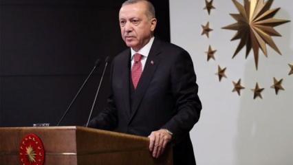 Son dakika: Erdoğan AB'ye mesajı verdi: Biz olmadan devam etmez!
