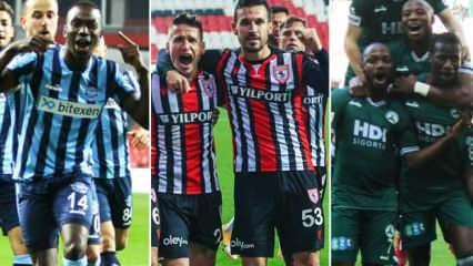 Süper Lig'e çıkacak takımlar belli oluyor! İşte 11'ler