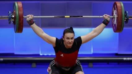 Türkiye Halter Şampiyonası'na Kovid-19 engel