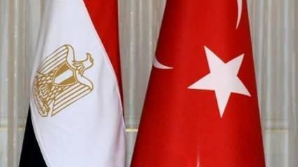 Türkiye ile Mısır 6 başlıkta uzlaştı