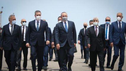 Türkiye'den Libya'ya üst düzey çıkarma
